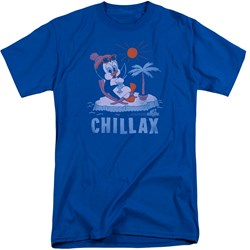 Chilly Willy - Mens Chillax Tall T-Shirt