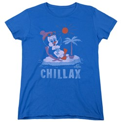 Chilly Willy - Womens Chillax T-Shirt