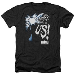 Thing - Mens Wanted To Be Us Heather T-Shirt