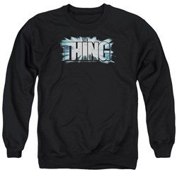 Thing - Mens Logo Sweater