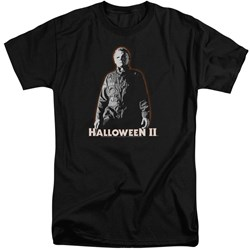 Halloween II - Mens Michael Myers Tall T-Shirt