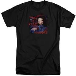 Childs Play 3 - Mens Time To Play Tall T-Shirt