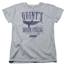 Jaws - Womens Quints T-Shirt