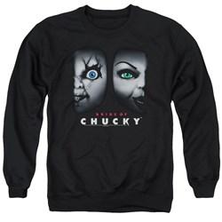 Bride Of Chucky - Mens Happy Couple Sweater