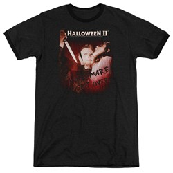 Halloween II - Mens Nightmare Ringer T-Shirt