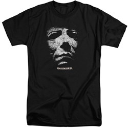 Halloween II - Mens Mask Tall T-Shirt