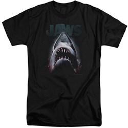 Jaws - Mens Terror In The Deep Tall T-Shirt