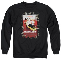 Shaun Of The Dead - Mens Poster Sweater