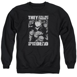 Shaun Of The Dead - Mens Still Out There Sweater