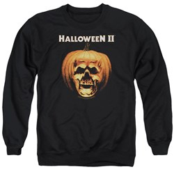 Halloween II - Mens Pumpkin Shell Sweater