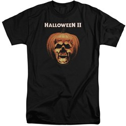 Halloween II - Mens Pumpkin Shell Tall T-Shirt