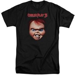 Childs Play 3 - Mens Chucky Tall T-Shirt