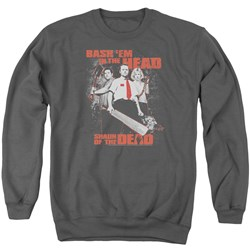 Shaun Of The Dead - Mens Bash Em Sweater