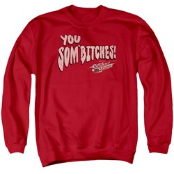 Smokey And The Bandit - Mens Sombitch Sweater