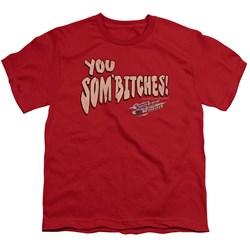 Smokey And The Bandit - Big Boys Sombitch T-Shirt