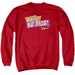 Fast Times Ridgemont High - Mens No Dice Sweater
