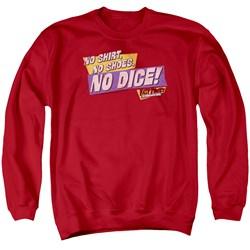 Fast Times Ridgemont High - Mens No Dice Sweater