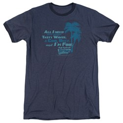 Fast Times Ridgemont High - Mens All I Need Ringer T-Shirt