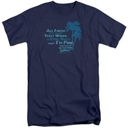 Fast Times Ridgemont High - Mens All I Need Tall T-Shirt