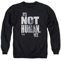 Thing - Mens Not Human Yet Sweater