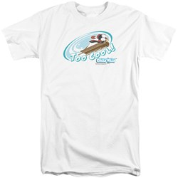 Chilly Willy - Mens Too Cool Tall T-Shirt