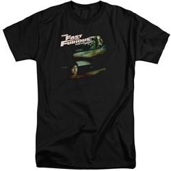 Tokyo Drift - Mens Drifting Together Tall T-Shirt