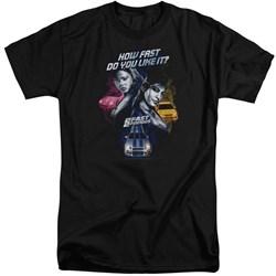 2 Fast 2 Furious - Mens Fast Women Tall T-Shirt