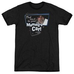 American Grafitti - Mens Mammas Car Ringer T-Shirt
