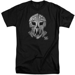 Slap Shot - Mens Goalie Mask Tall T-Shirt