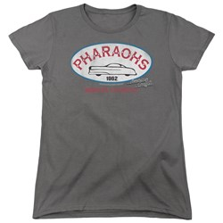 American Graffiti - Womens Pharaohs T-Shirt