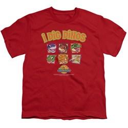 Land Before Time - Big Boys I Dig Dinos T-Shirt
