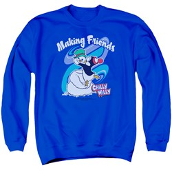Chilly Willy - Mens Making Friends Sweater