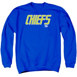Slap Shot - Mens Chiefs Logo Sweater