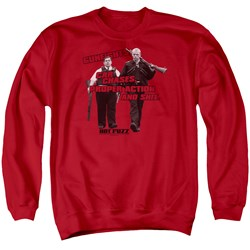 Hot Fuzz - Mens Days Work Sweater