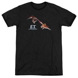 ET - Mens Poster Ringer T-Shirt