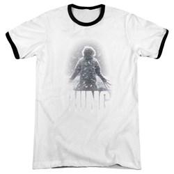 Thing - Mens Snow Thing Ringer T-Shirt