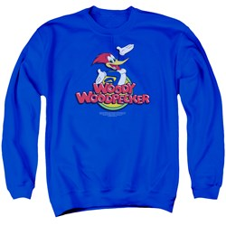 Woody Woodpecker - Mens Woody Sweater