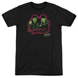 Mallrats - Mens Snootchie Bootchies Ringer T-Shirt