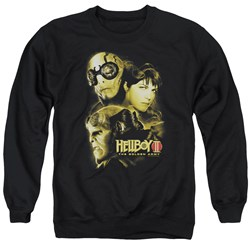 Hellboy II - Mens Ungodly Creatures Sweater