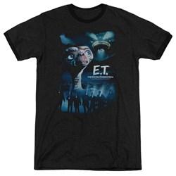 ET - Mens Going Home Ringer T-Shirt