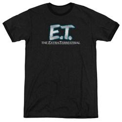 ET - Mens Logo Ringer T-Shirt
