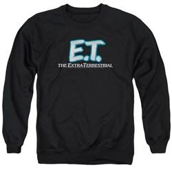 ET - Mens Logo Sweater