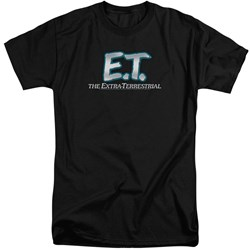 ET - Mens Logo Tall T-Shirt
