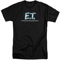 ET - Mens Logo Tall T-Shirt