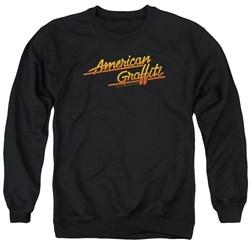 American Grafitti - Mens Neon Logo Sweater