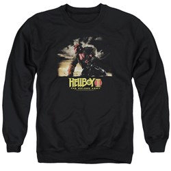 Hellboy II - Mens Poster Art Sweater