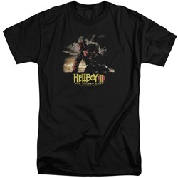 Hellboy II - Mens Poster Art Tall T-Shirt