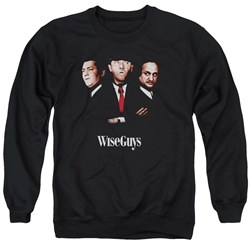 Three Stooges - Mens Wiseguys Sweater