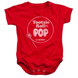 Tootsie Roll - Toddler Tootsie Roll Pop Logo Onesie