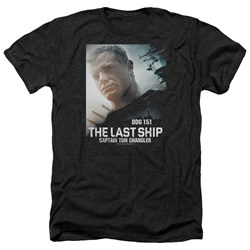 Last Ship - Mens Captain Heather T-Shirt